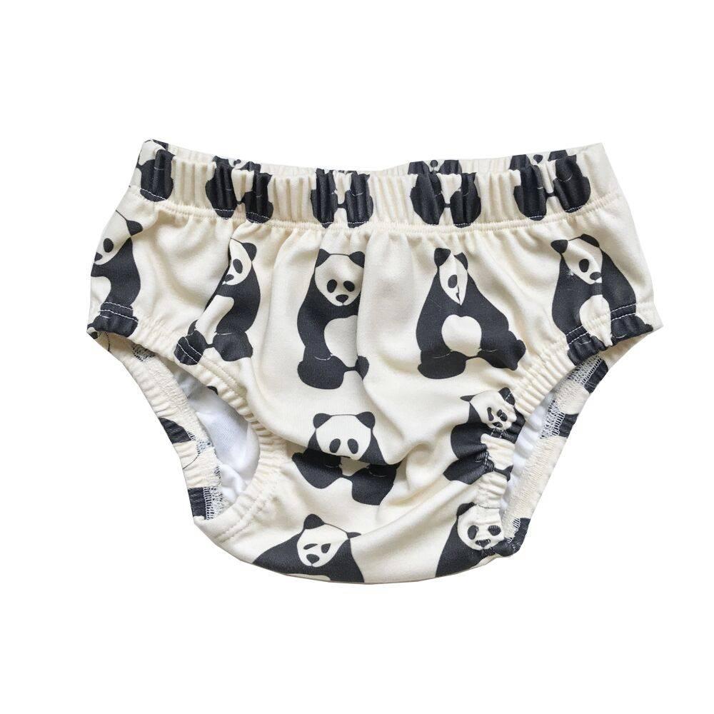 Ollie Jones PANDA BLOOMER    HANDMADE CLOTHING FOR KIDS