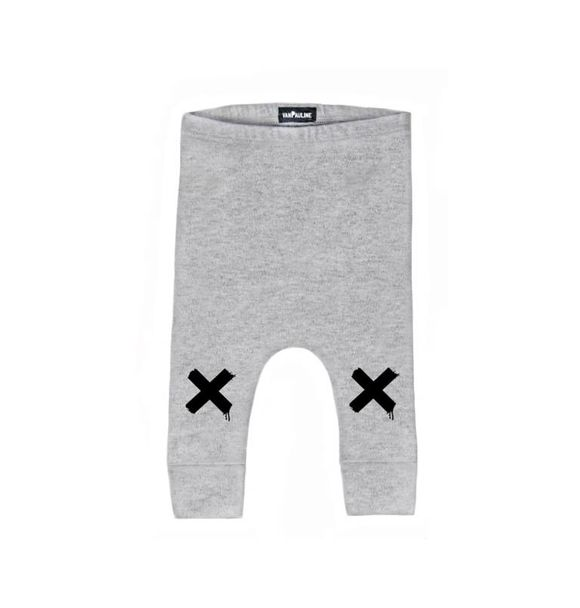 VanPauline DRIPPIN' X PANTS GREY
