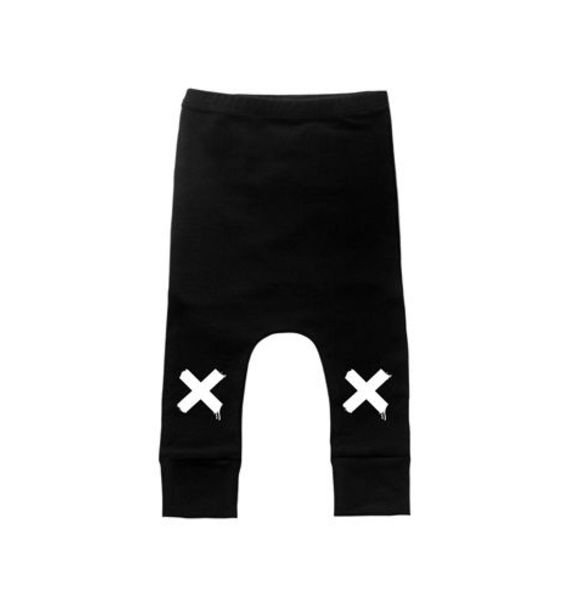 VanPauline DRIPPIN' X PANTS BLACK