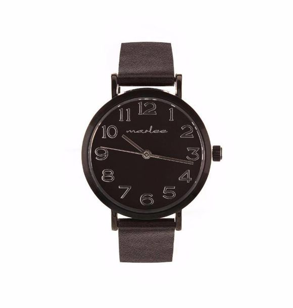 Marlee Watch MINIMALIST BLACK - CHILD