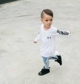Adam + Yve BLUE DROP CROTCH DENIM JOGGERS | URBAN FASHION FOR KIDS | ADAM + YVE
