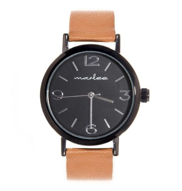Marlee Watch CLASSIC BROWN - ADULT