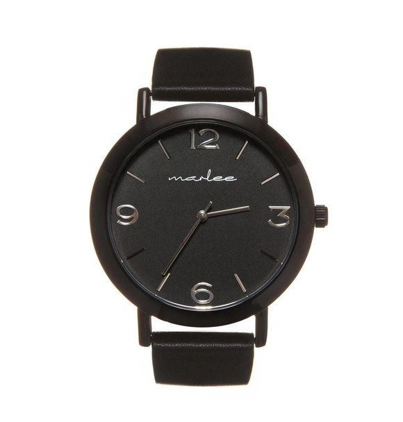 Marlee Watch MINIMALIST BLACK - ADULT