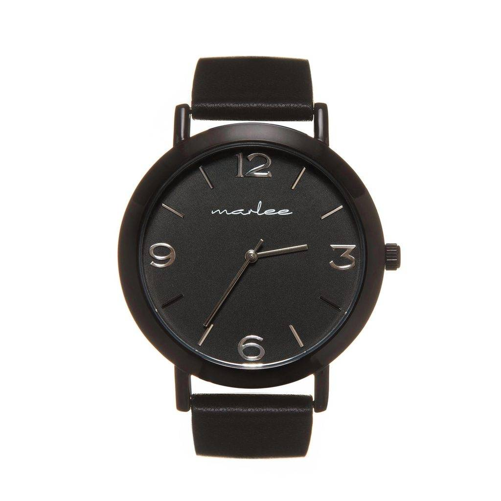 Marlee Watch BLACK WATCH FOR ADULTS | TWINNING WATCHES | MARLEE WATCHES