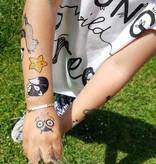 Ducky Street DOODLES TATTOOS | CHILD TATTOO | TEMPORARY TATTOO