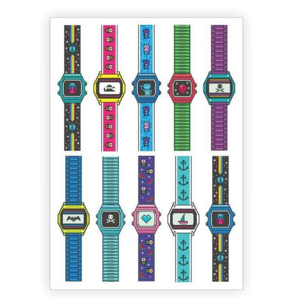 Ducky Street WATCHES TATTOO