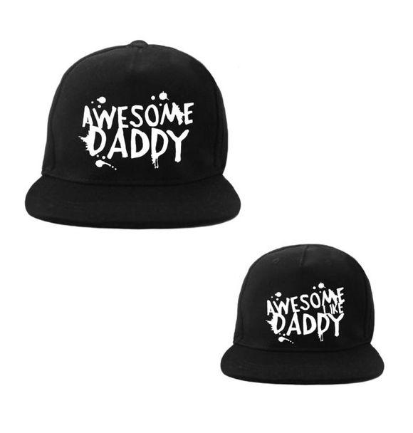 VanPauline TWINNING CAPS - AWESOME LIKE DADDY