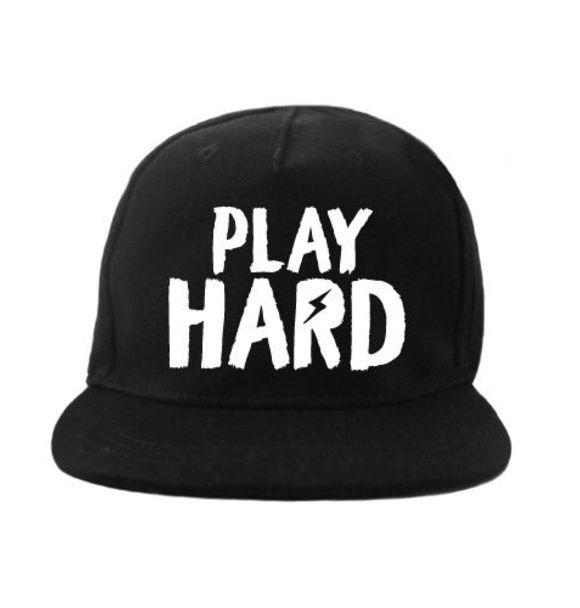 VanPauline CAP - PLAY HARD