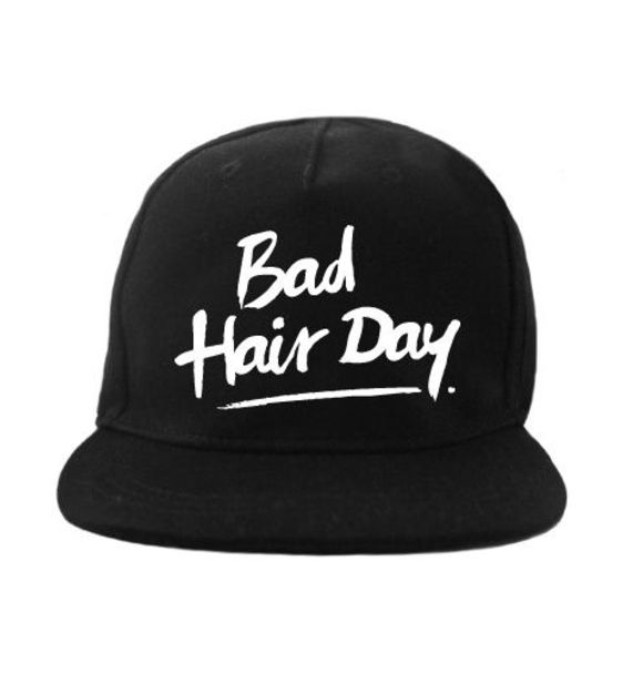 VanPauline CAP - BAD HAIRDAY