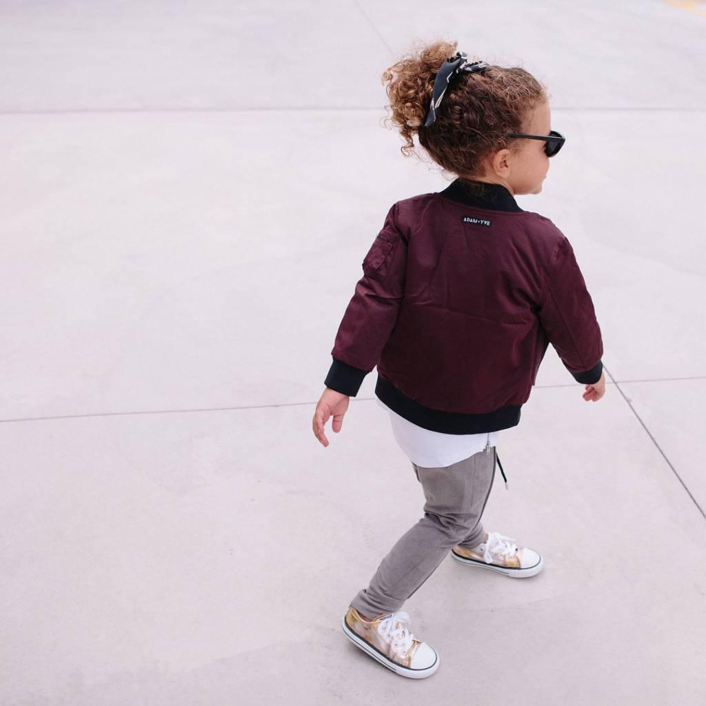 Adam + Yve WHITE SHIRT| TEKST SHIRT FOR KIDS | QUALITY URBAN STREETWEAR