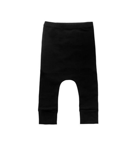 VanPauline BASIC BLACK PANTS