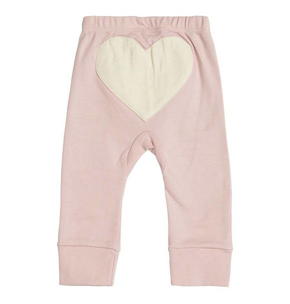 Sapling DUSTY PINK HEART PANTS