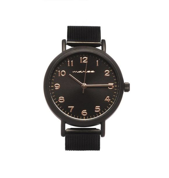 Marlee Watch BLACK COPPER MESH - CHILD