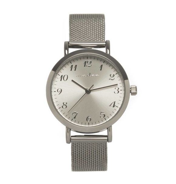 Marlee Watch SILVER MESH - CHILD