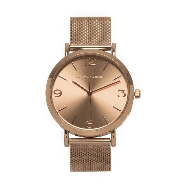 Marlee Watch ROSE GOLD MESH - ADULT
