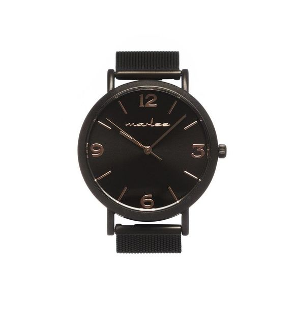 Marlee Watch BLACK COPPER MESH - ADULT