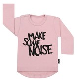 VanPauline MAKE SOME NOISE | LONGSLEEVE BABY | T-SHIRT | VANPAULINE