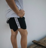 Fred and Brooks BLACK SHORTS - FRED AND BROOKS