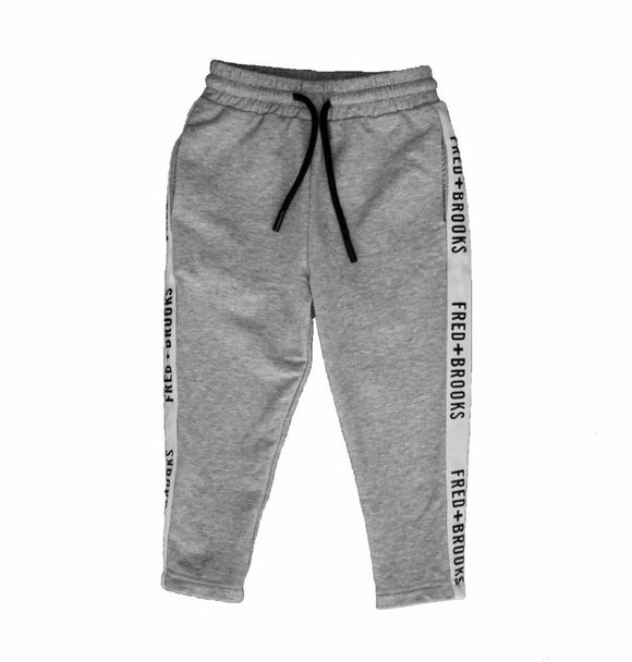 Fred and Brooks GREY JUNIOR JOGGER