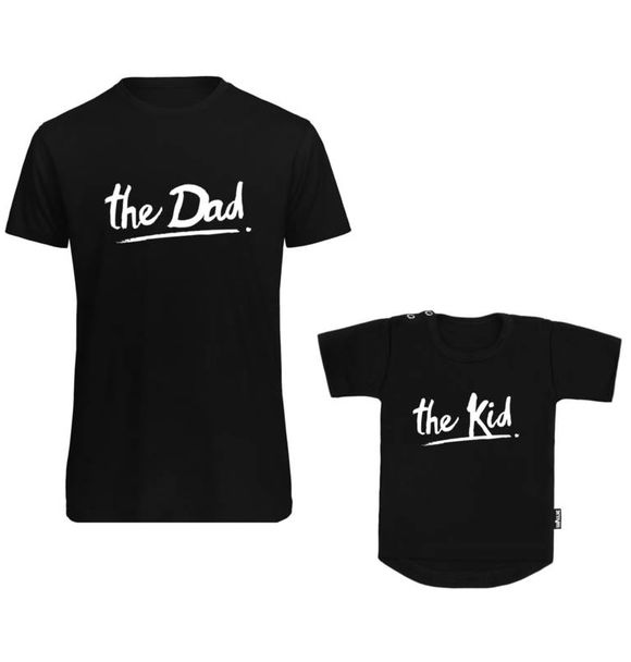 VanPauline TWINNING TEES - THE DAD