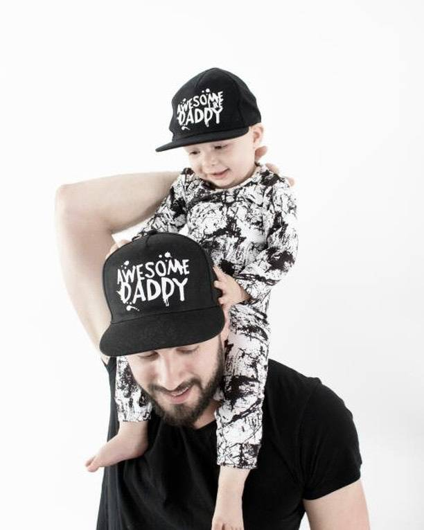 VanPauline TWINNING CAPS - AWESOME LIKE DADDY - VANPAULINE