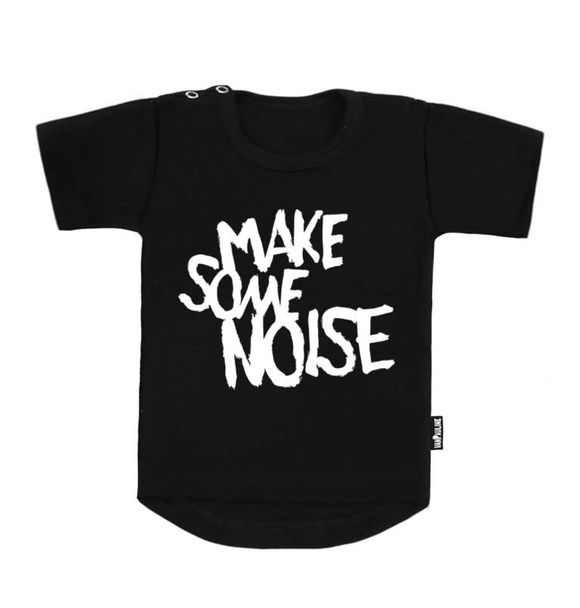 VanPauline MAKE SOME NOISE LONGSLEEVE
