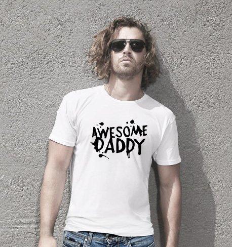 twinning t-shirt voor Vaderdag