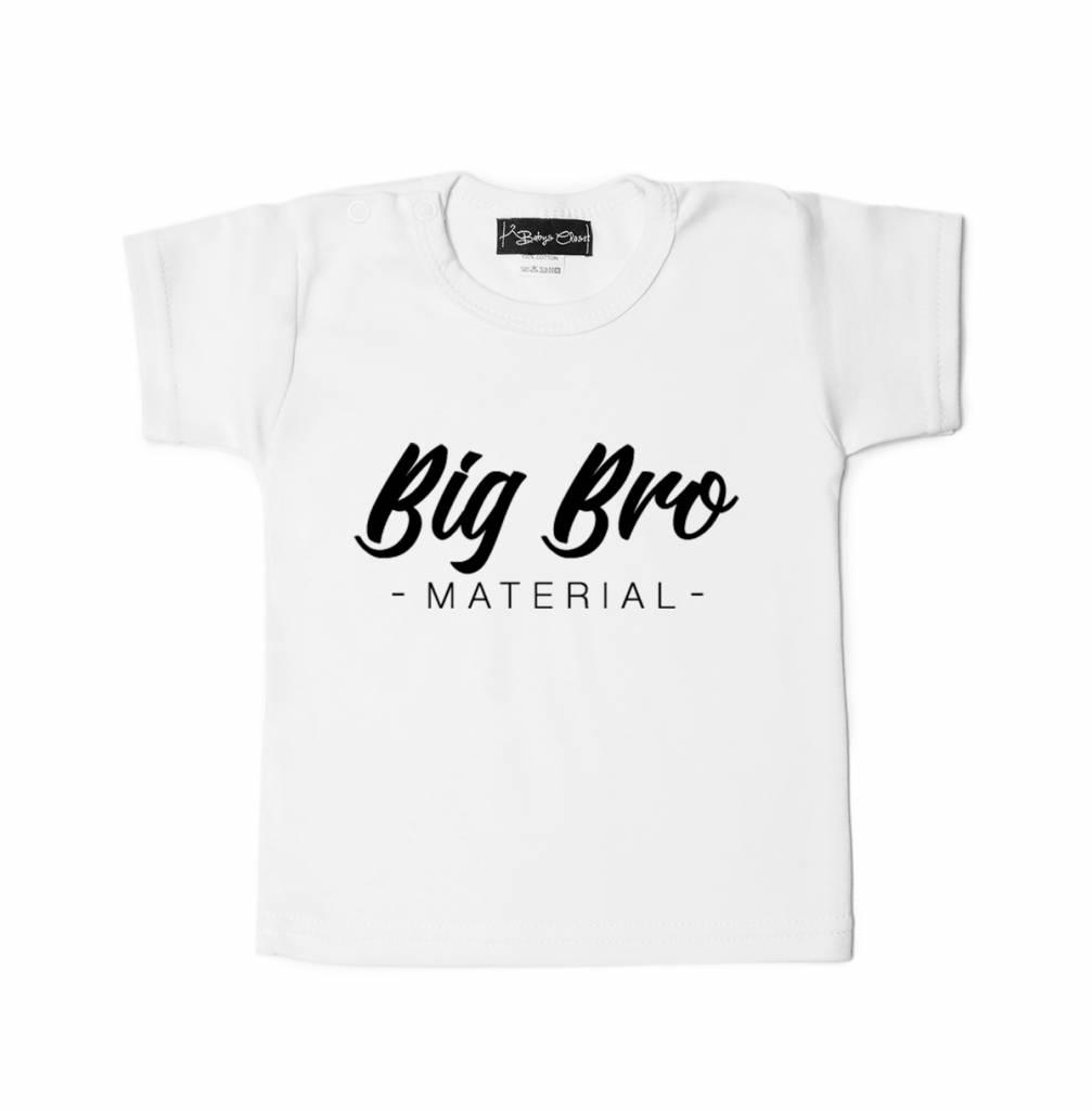Baby's Closet BIG BRO | BABY CLOSET