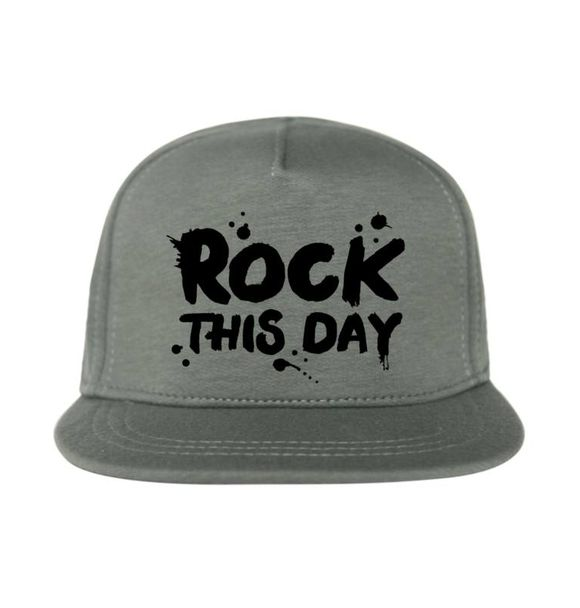 VanPauline CAP - ROCK THIS DAY