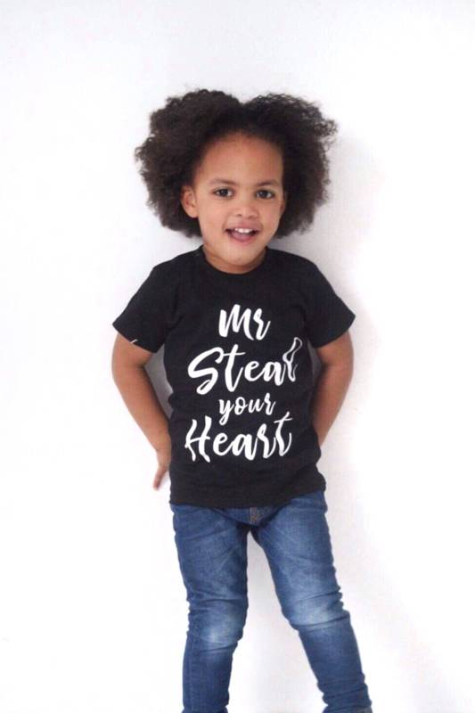Baby's Closet MR STEAL YOUR HEART | BABY CLOSET