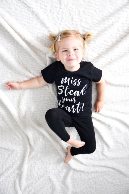 Baby's Closet MISS STEAL YOUR HEART | BABY CLOSET