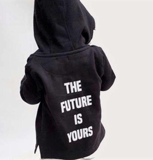 Baby's Closet VEST FUTURE