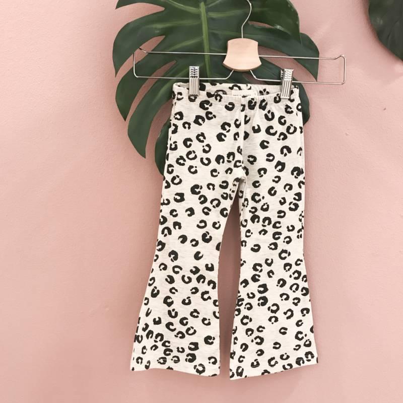 flared pants Petit Blush