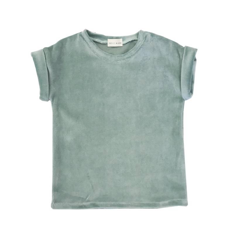 velvet shirts Petit Blush
