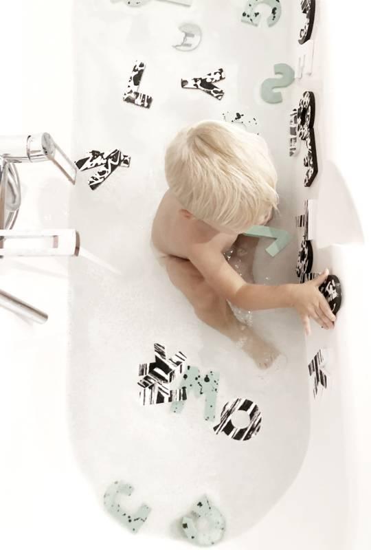 badletters met naam
