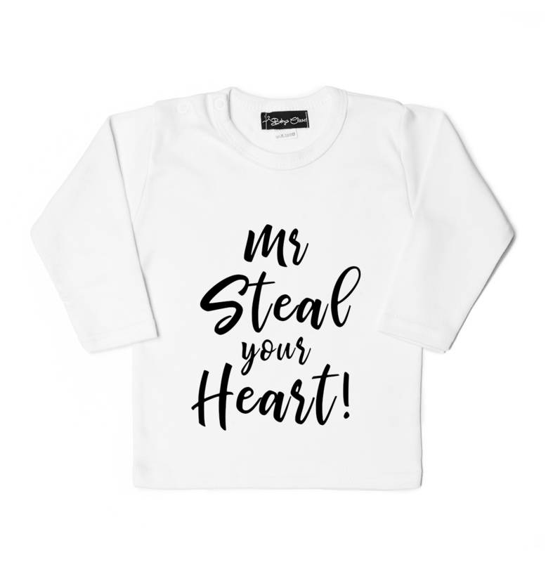 Baby's Closet MR STEAL YOUR HEART - BABYCLOSET