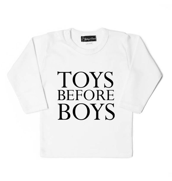 Baby's Closet TOYS BEFORE BOYS