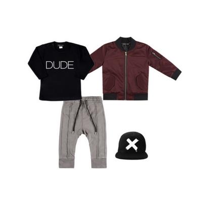 Outfit voor coole jongetjes