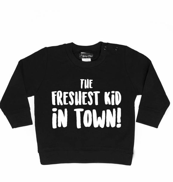 Baby's Closet FRESH KID SWEATER