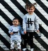 Baby's Closet HASHTAG SWEATER | BABY'S CLOSET