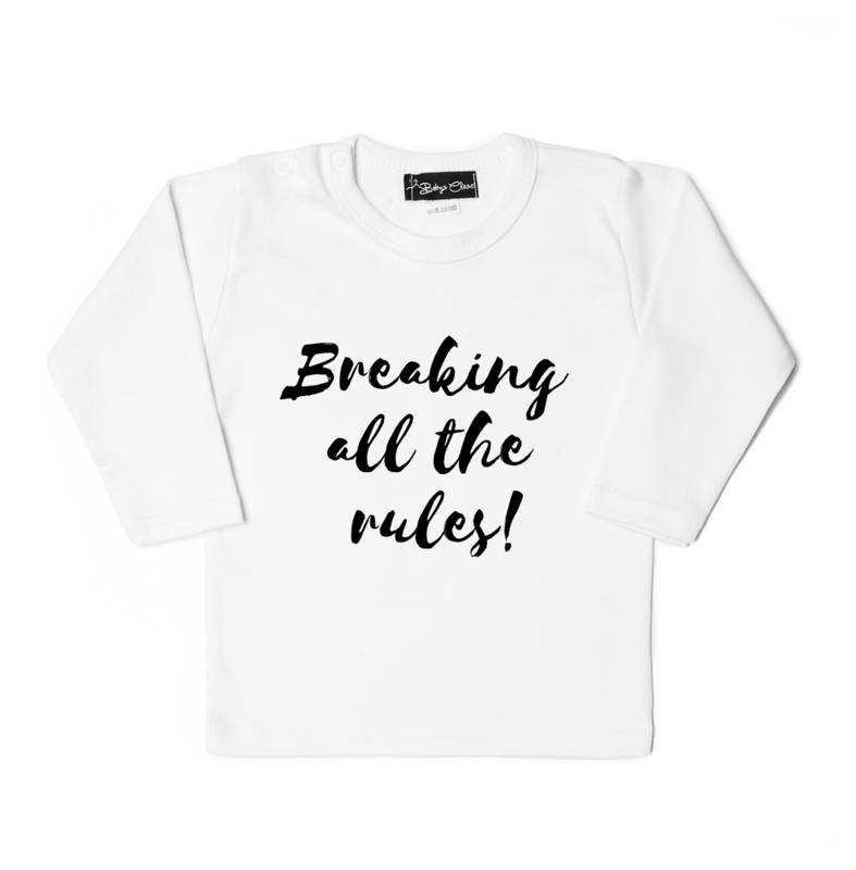 Baby's Closet BREAKING ALL THE RULES - BABYCLOSET