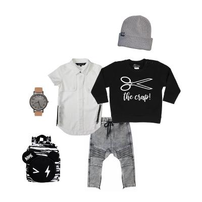 Kinderkleding online shoppen | outfit inspiratie jongenskleding