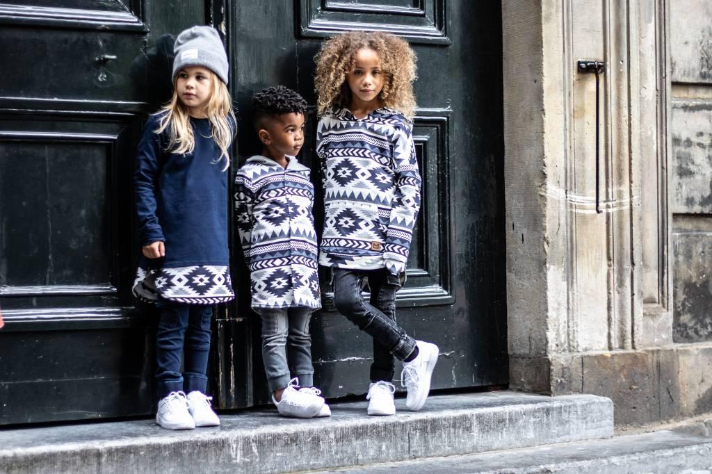 stoere hoodie voor girls
