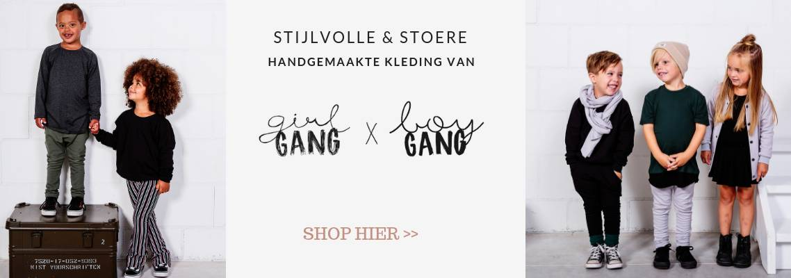 Stoere handgemaakte Meisjeskleding Online Kopen