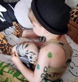 Ducky Street JUNGLE TATTOOS | CHILD TATTOO | TEMPORARY TATTOO