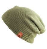 Oovy OLIVE KNIT BEANIE  | OOVY