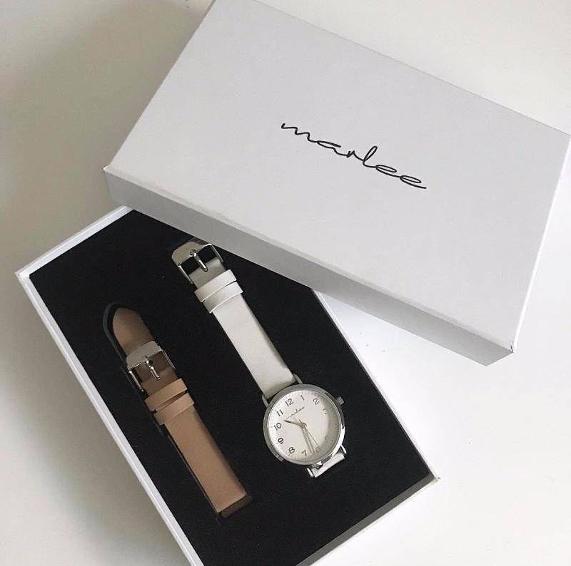 Marlee Watch COCONUT BOX SET- ADULT - MARLEE WATCHES