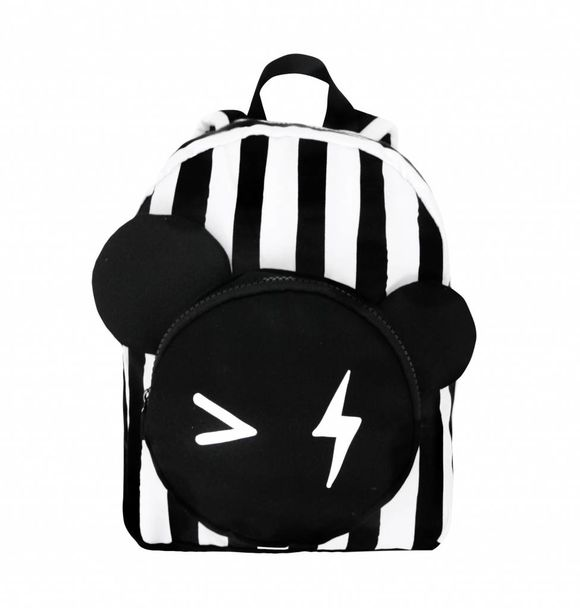 VanPauline BACKPACK BEAR STRIPE
