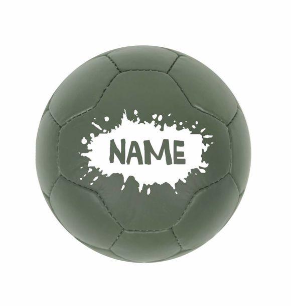 VanPauline BAL GREEN SPLATTER + NAME