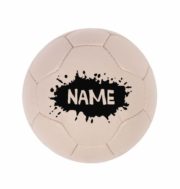 VanPauline BAL PINK SPLATTER + NAME